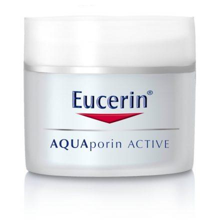 EUCERIN AQUAPORIN arckrém száraz és érzékeny bőrre 50 ml