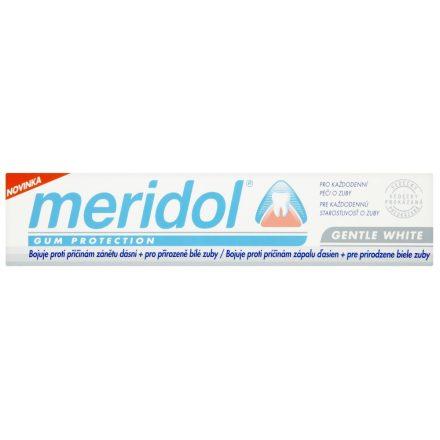 MERIDOL GENTLE WHITE fogkrém 75 ml