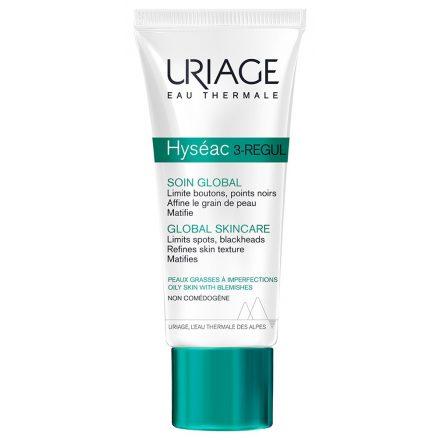 URIAGE HYSÉAC 3 REGUL krém mitesszeres és pattanásos (aknés) bőrre 40 ml