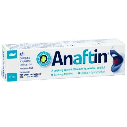 ANAFTIN 12% szájüreg gél 8 ml