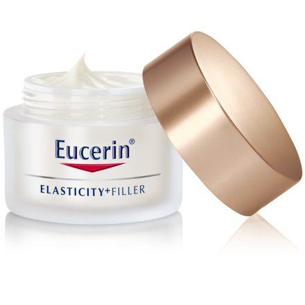 EUCERIN HYALURON-FILLER + ELASTICITY bőrtömörséget regeneráló nappali arckrém 50 ml